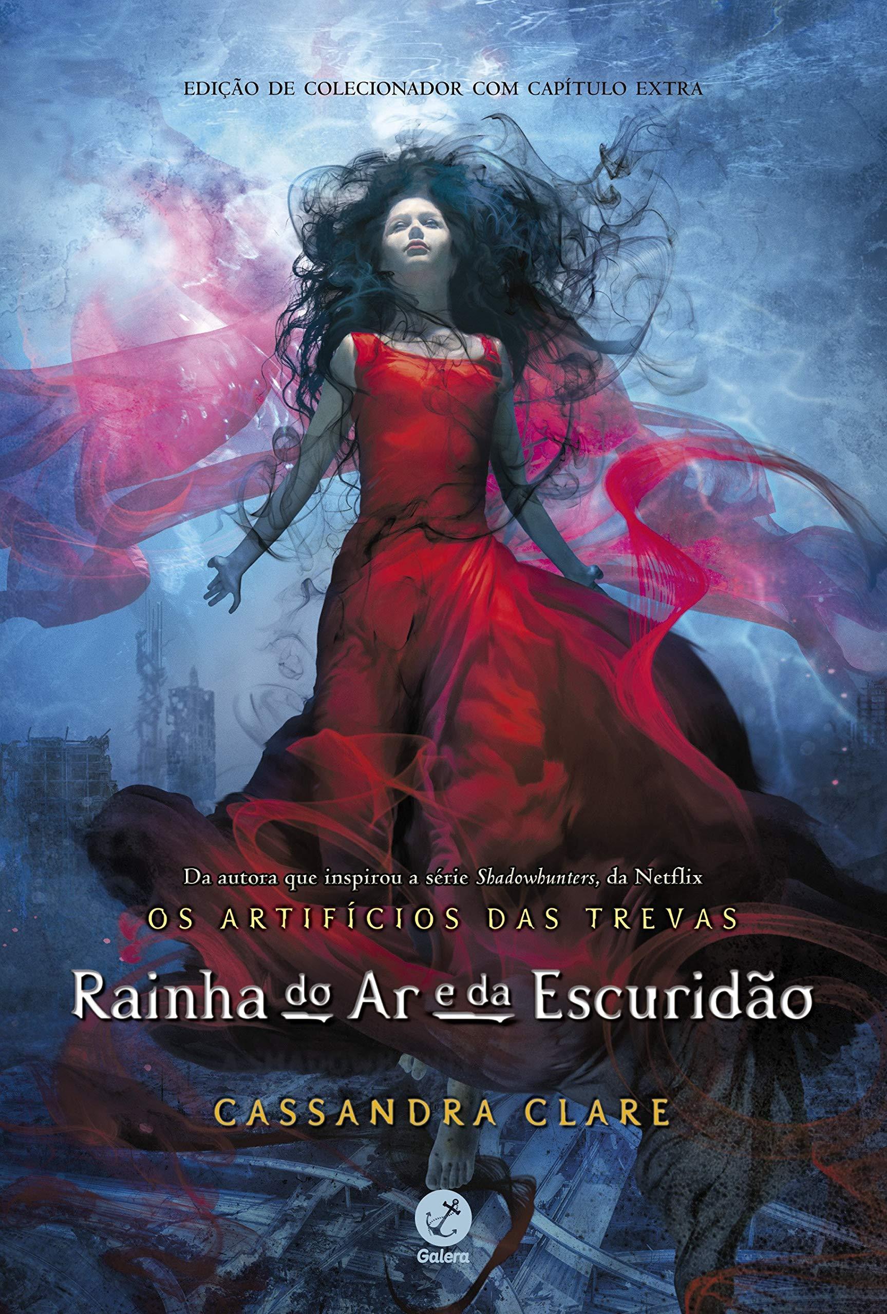 Rainha do Ar e da Escuridão - Volume 3