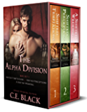 The Alpha Division: Box Set 1: Shifted Temptations, Shifted Perceptions, A Shifted Wedding
