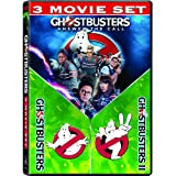 Ghostbusters / Ghostbusters 2 / Ghostbusters (2016) (Ghostbusters 3 Movie Set)
