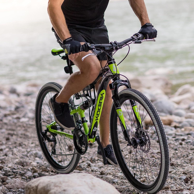 Scheibenbremse Bergsteiger Makalu 26 Zoll Mountainbike Aluminium geeignet ab 150 cm Jungen-Fahrrad /& Herren-Fahrrad Hardtail Shimano 21 Gang-Schaltung