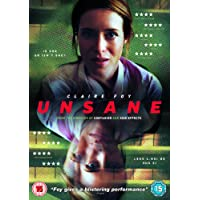 Unsane [DVD] [2018]