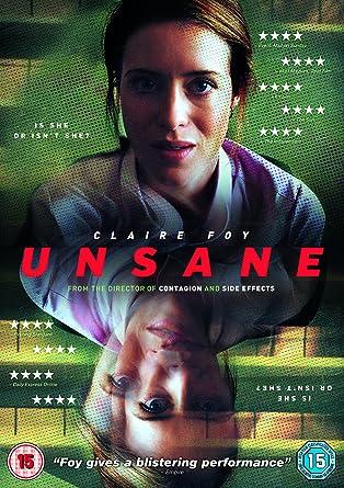 Unsane Dvd 2018 Amazoncouk Joseph Malloch Joshua Leonard