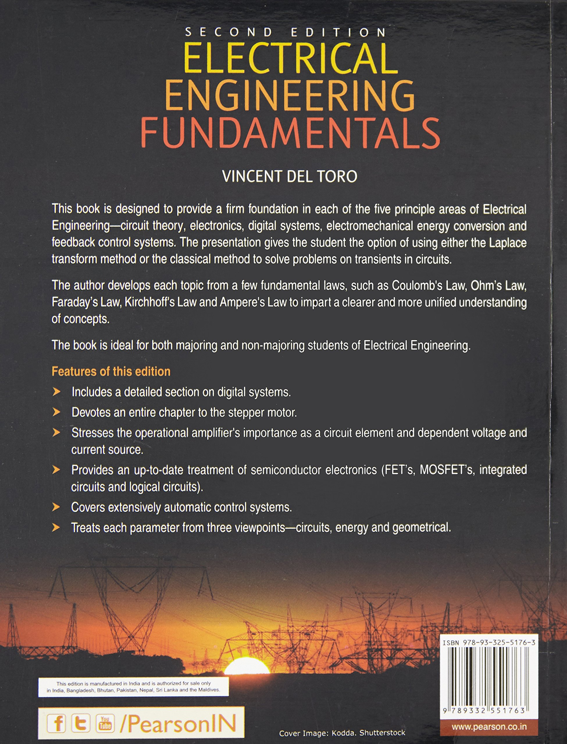 Buy Electrical Engineering Fundamental Book Online At Low Prices In Operational Amplifier Basics India Reviews Ratings
