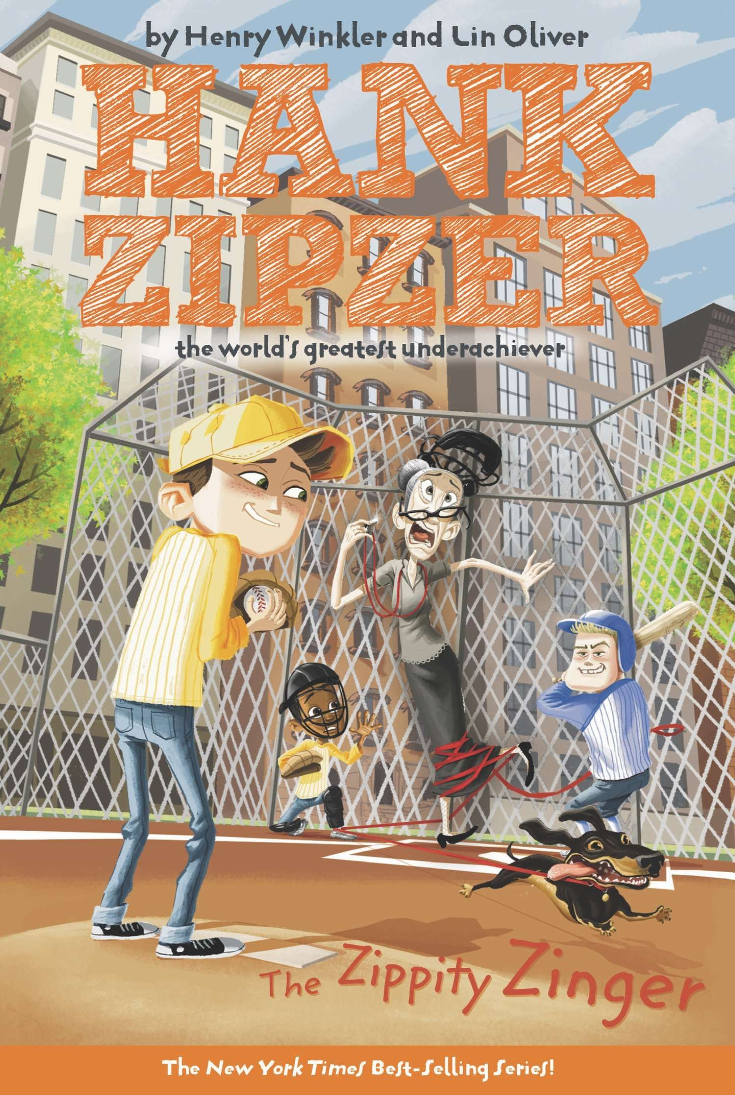Read Online The Zippity Zinger #4: The Zippity Zinger The Mostly True Confessions of the World's Best Underachiever (Hank Zipzer) PDF