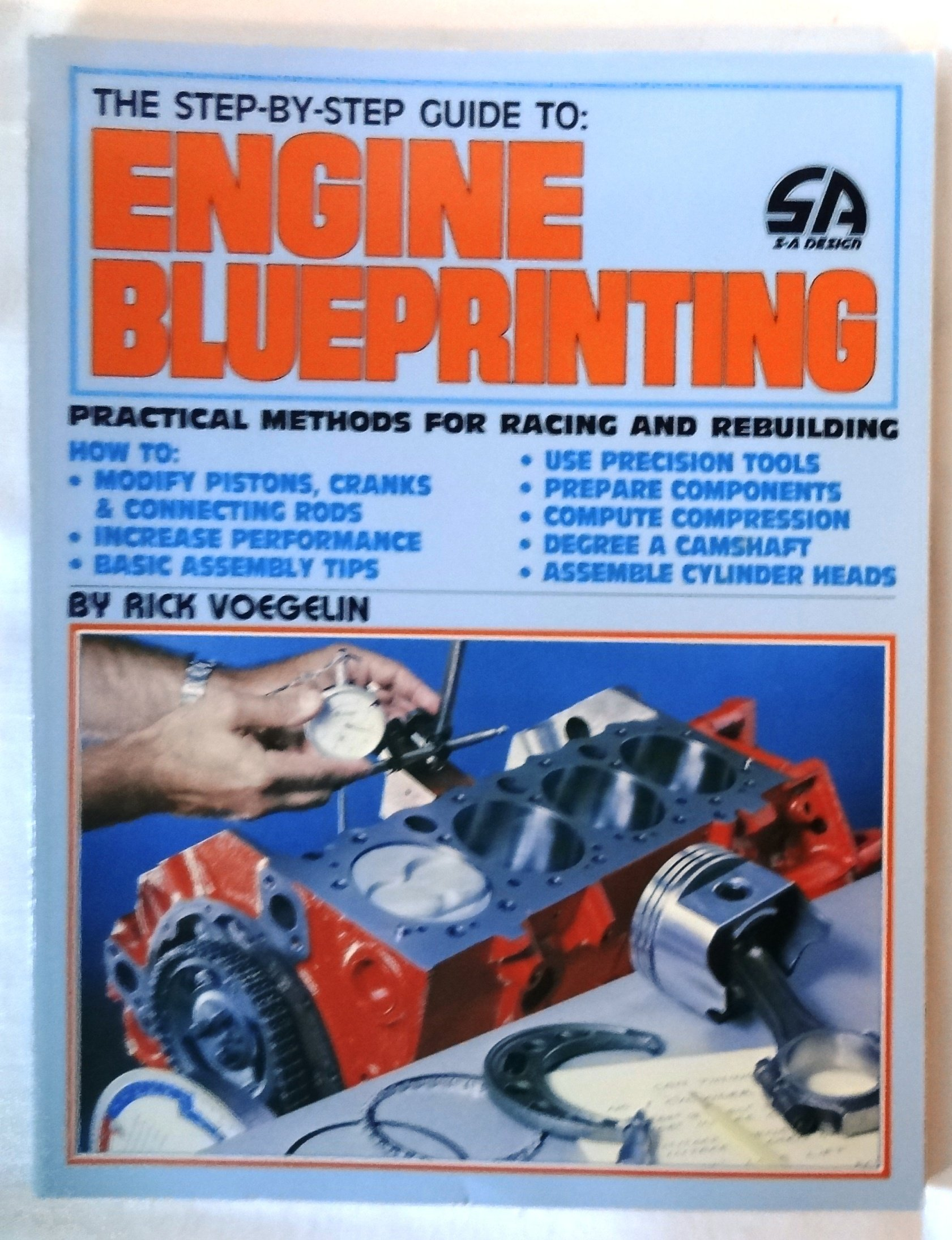 The Step-By-Step Guide to Engine Blueprinting Practical