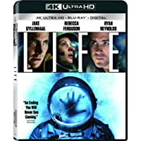 Deals on Life 4K Ultra HD Blu-ray