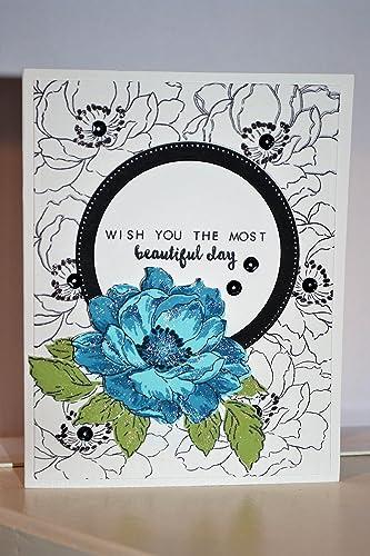 Amazon Com Handmade Greeting Card Flower Handmade Card