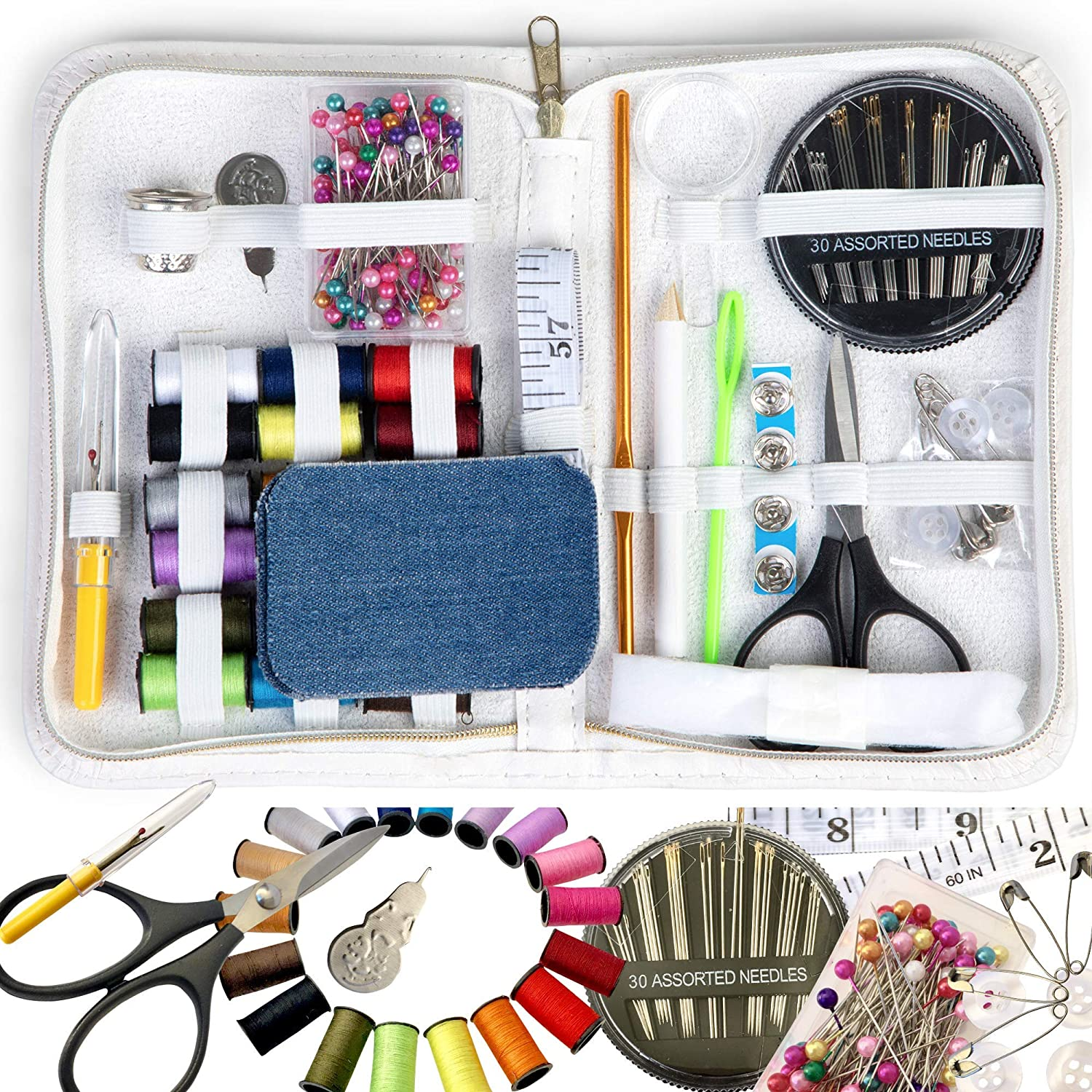 SewCraftCook Sewing Kit