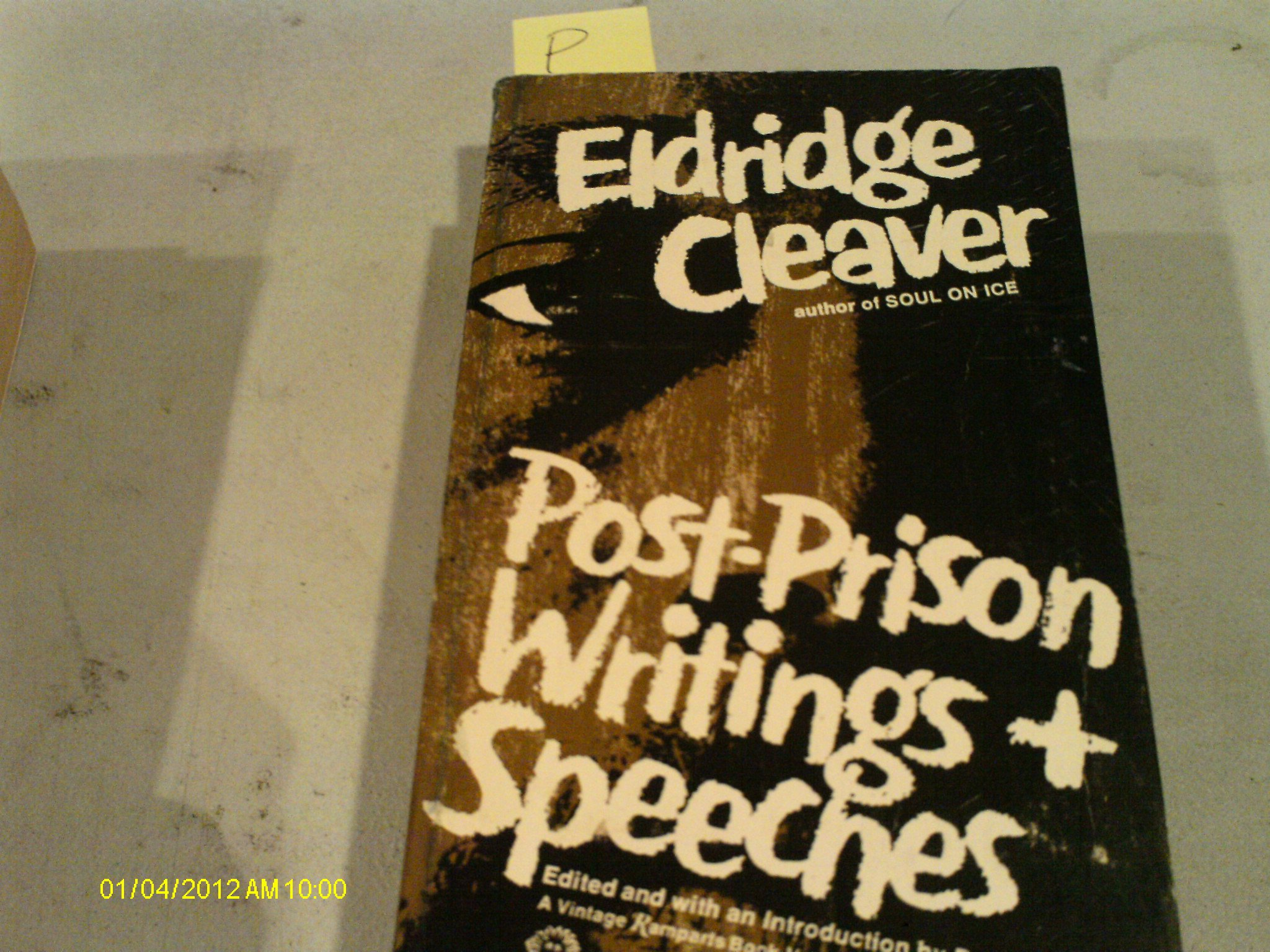 Image for Post-Prison Writings and Speeches