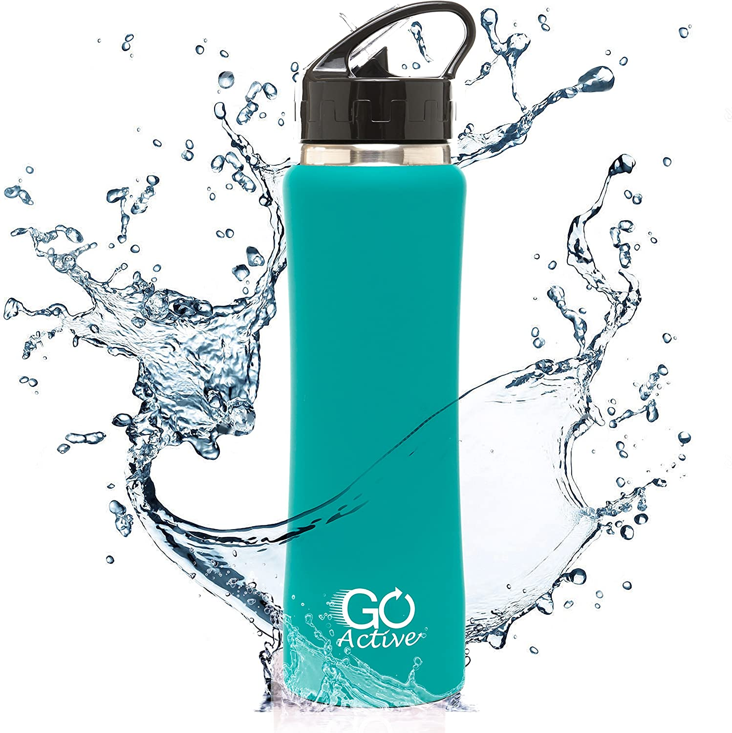 GO Active Insulated Water Bottle