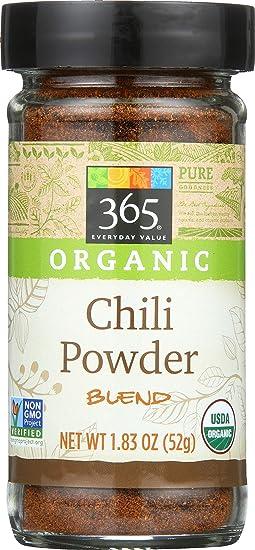 365 Everyday Value, Organic Chili Powder Blend