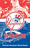 New York Yankees Mad Libs (MLB)
