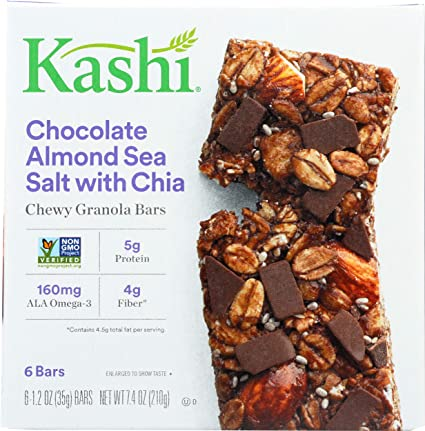Kashi Chewy Granola Bar: Amazon.com: Grocery & Gourmet Food