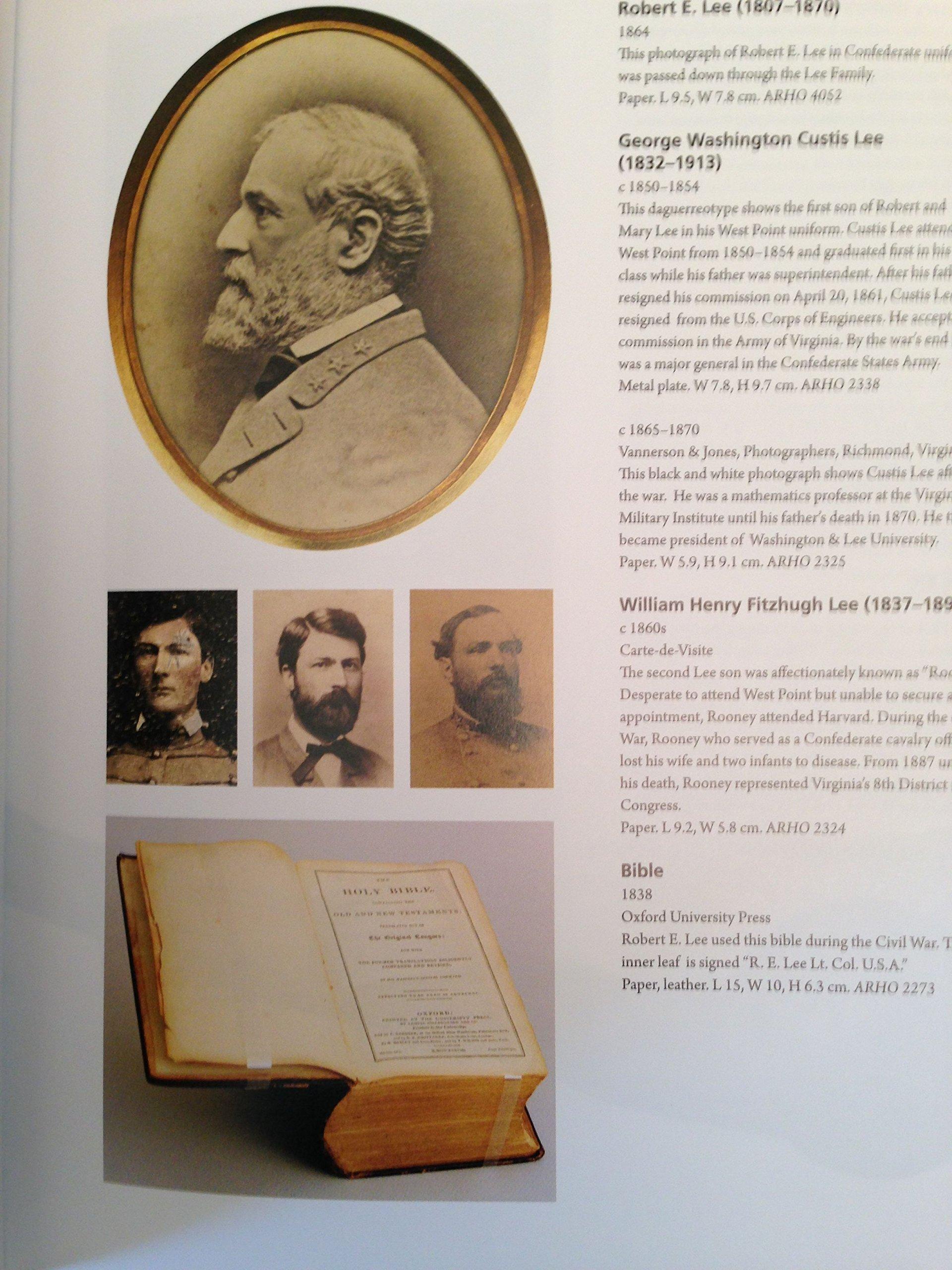 Museum Collections Arlington House The Robert E Lee Memorial National Park Service 9159922580013 Amazon Books