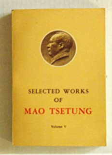 selected works of mao tse tung volume v