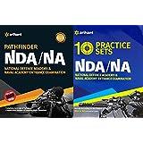 Pathfinder for NDA & NA National Defence Academy Naval Academy Entrance Examinatio with 10 Practice NDA Arihant LATEST EDITION