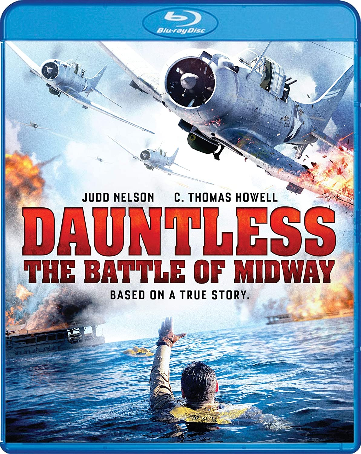 Amazon Com Dauntless The Battle Of Midway Blu Ray Movies Tv