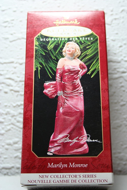 Marilyn monroe ornaments - Amazon Com 1 X Hallmark Keepsake Ornament Marilyn Monroe 1st New Collector S Series 1997 Home Kitchen