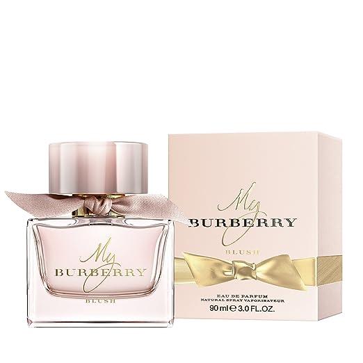 8d1bdb93d338f Amazon.com: BURBERRY My Burberry Blush Eau de Parfum 3 oz: My Burberry Blush:  Luxury Beauty