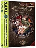 Case Closed: Season Four - S.A.V.E. [DVD] [1996] [Region 1] [US Import] [NTSC]