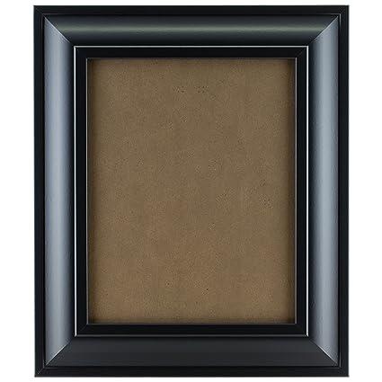 amazon com craig frames 21834700bk 16x24 picture poster frame