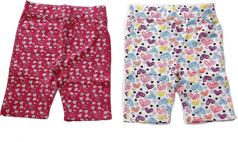 Pack of 2 Just Love Girls Bermuda Shorts
