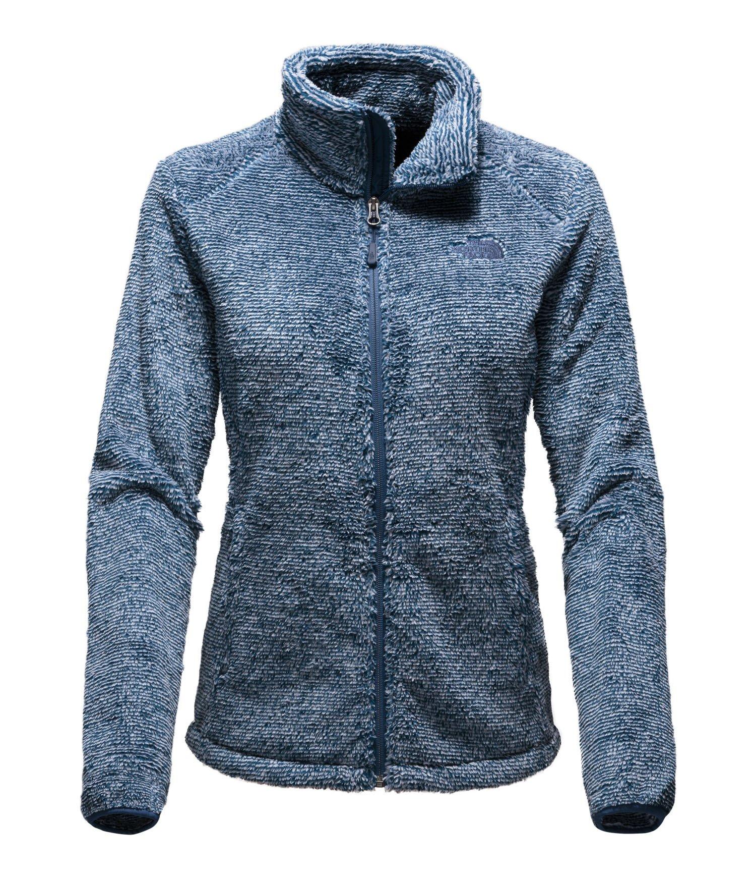 The North Face Women's Osito 2 Jacket Shady Blue Stripe Size Large