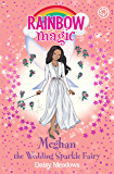 Meghan the Wedding Sparkle Fairy (Rainbow Magic Book 1)