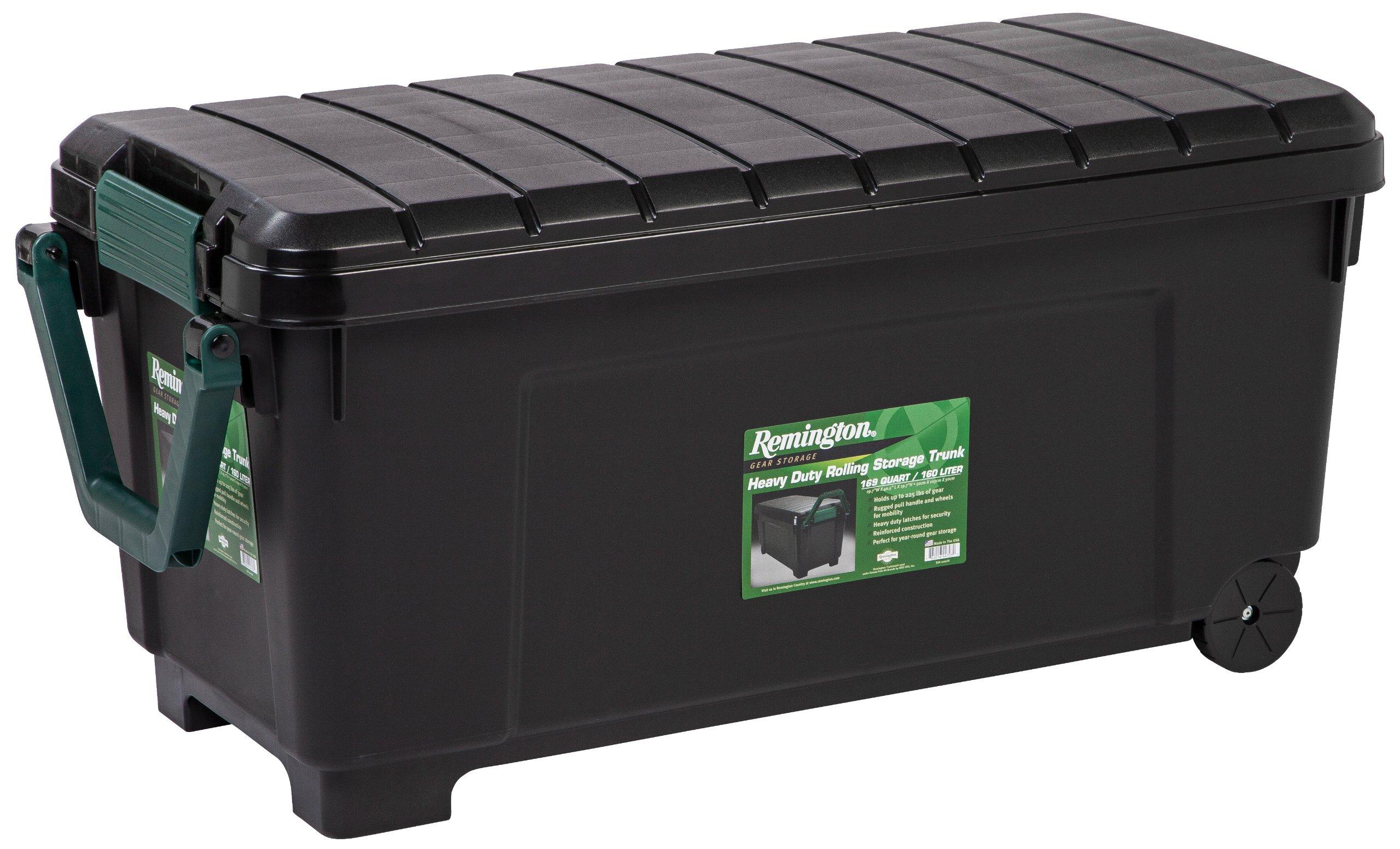 IRIS USA, Inc. Remington Heavy Duty Rolling Tote - 42.25 Gallon (1-(Pack)) by IRIS USA, Inc.
