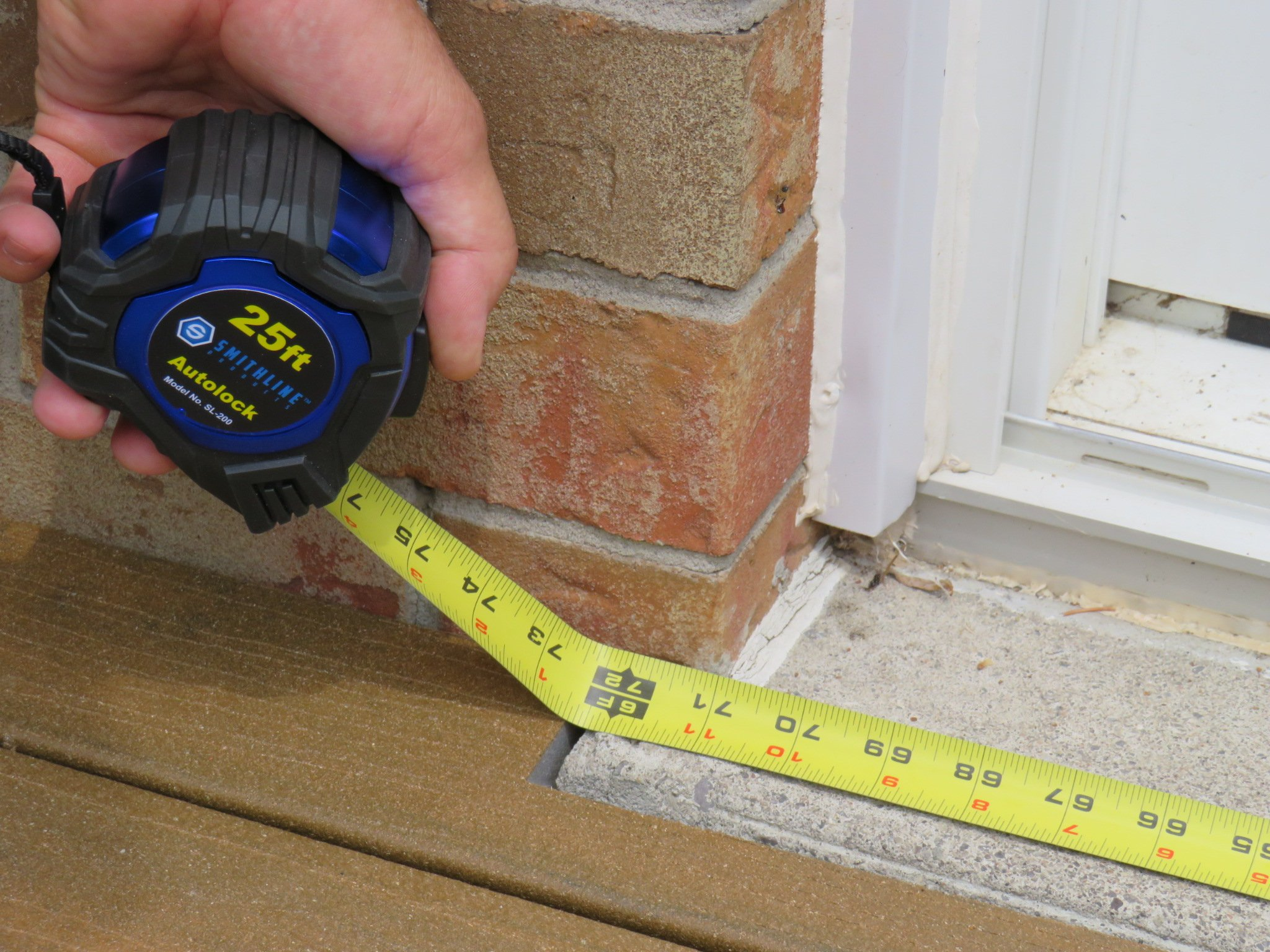 Smithline SL-200 Professional Grade Auto-lock Tape Measure by Smithline Products (Image #9)