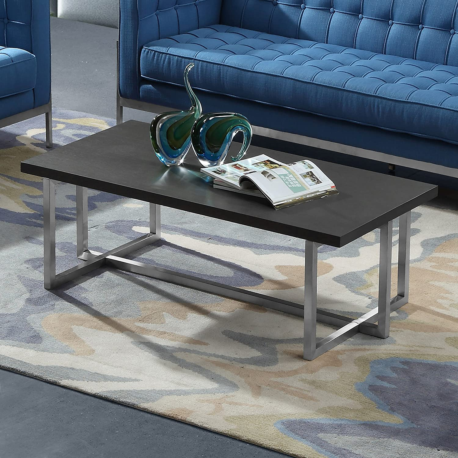 - Amazon.com: Topaz Contemporary Coffee Table: Kitchen & Dining