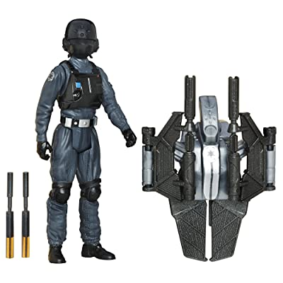 Star Wars Rogue One Imperial Ground Crew Figure: Toys & Games