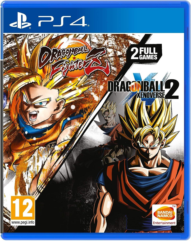 Pack: Dragon Ball Fighterz + Dragon Ball Xenoverse 2: Amazon.es ...