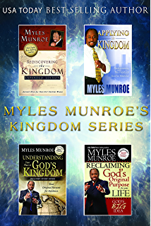 Rediscovering the kingdom expanded edition kindle edition by myles the myles munroes kingdom series fandeluxe Image collections