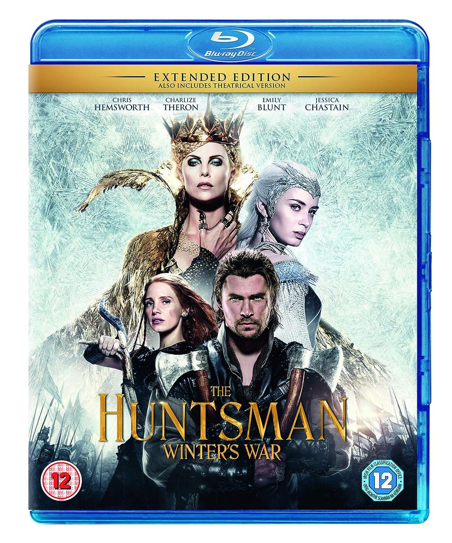 Huntsman: WinterS War Bd+ Uv Edizione: Regno Unito Reino ...