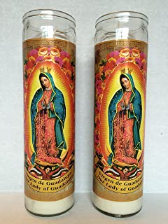 Amazon.com: Reed Candle Guadalupe White Wax: Home & Kitchen