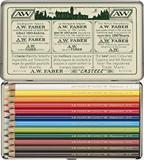 Amazon.com : Faber-Castell Polygrades Pencils, Pack of 12 ...