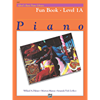 Alfred's Basic Piano Library - Fun 1A: Learn to Play with this Esteemed Piano Method book cover