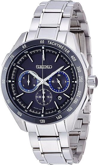[セイコーウォッチ] 腕時計 ブライツ チタン ソーラー電波修正 サファイアガラス スーパークリア コーティング SAGA183