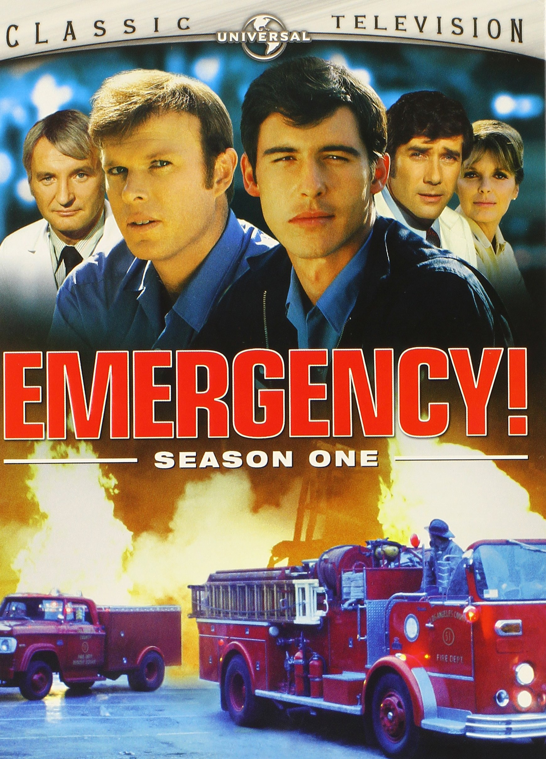 Emergency! Season One by Universal Studios Home Entertainment