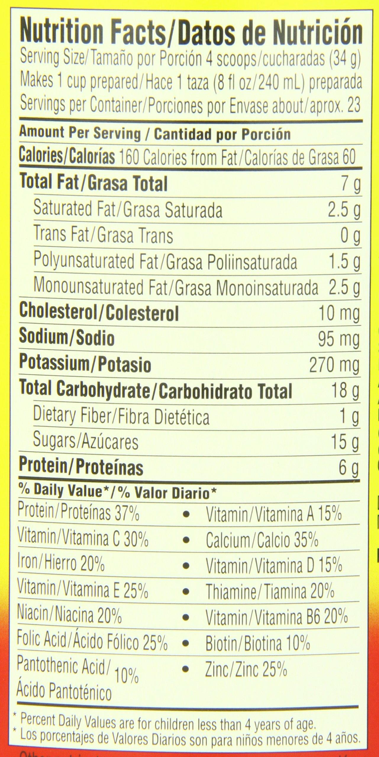 NESTLE NIDO Kinder 1+ Powdered Milk Beverage 1.76 lb. Canister by Nido (Image #2)
