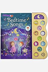 Bedtime Songs: 11-Button Interactive Children's Sound Book (Early Bird Song) Hardcover