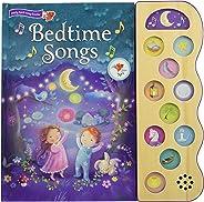 Bedtime Songs: 11-Button Interactive Children's Sound Book (Early Bird Song)