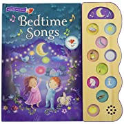 Bedtime Songs: 10-Button Children's Sound Book (10 Button Sound) (Early Bird Song)
