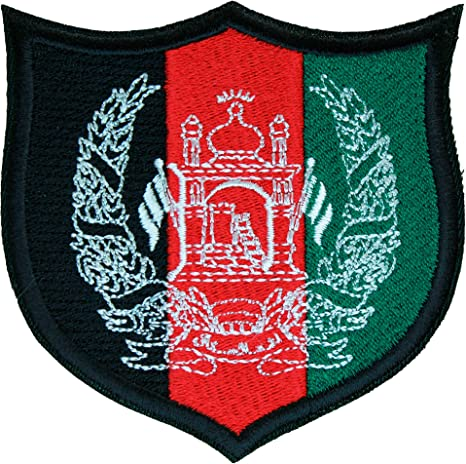 Patch flag coat of arms shield emblem country embroidered badge iraq