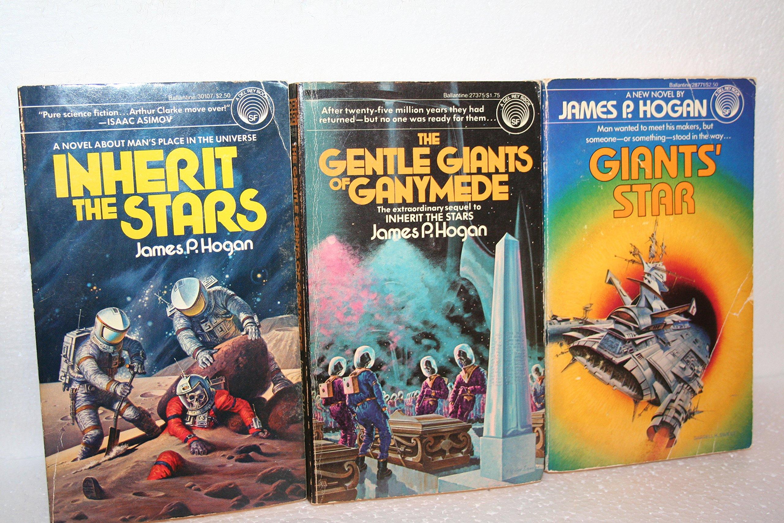 The Giants Novels Giants 1 3 By James P Hogan