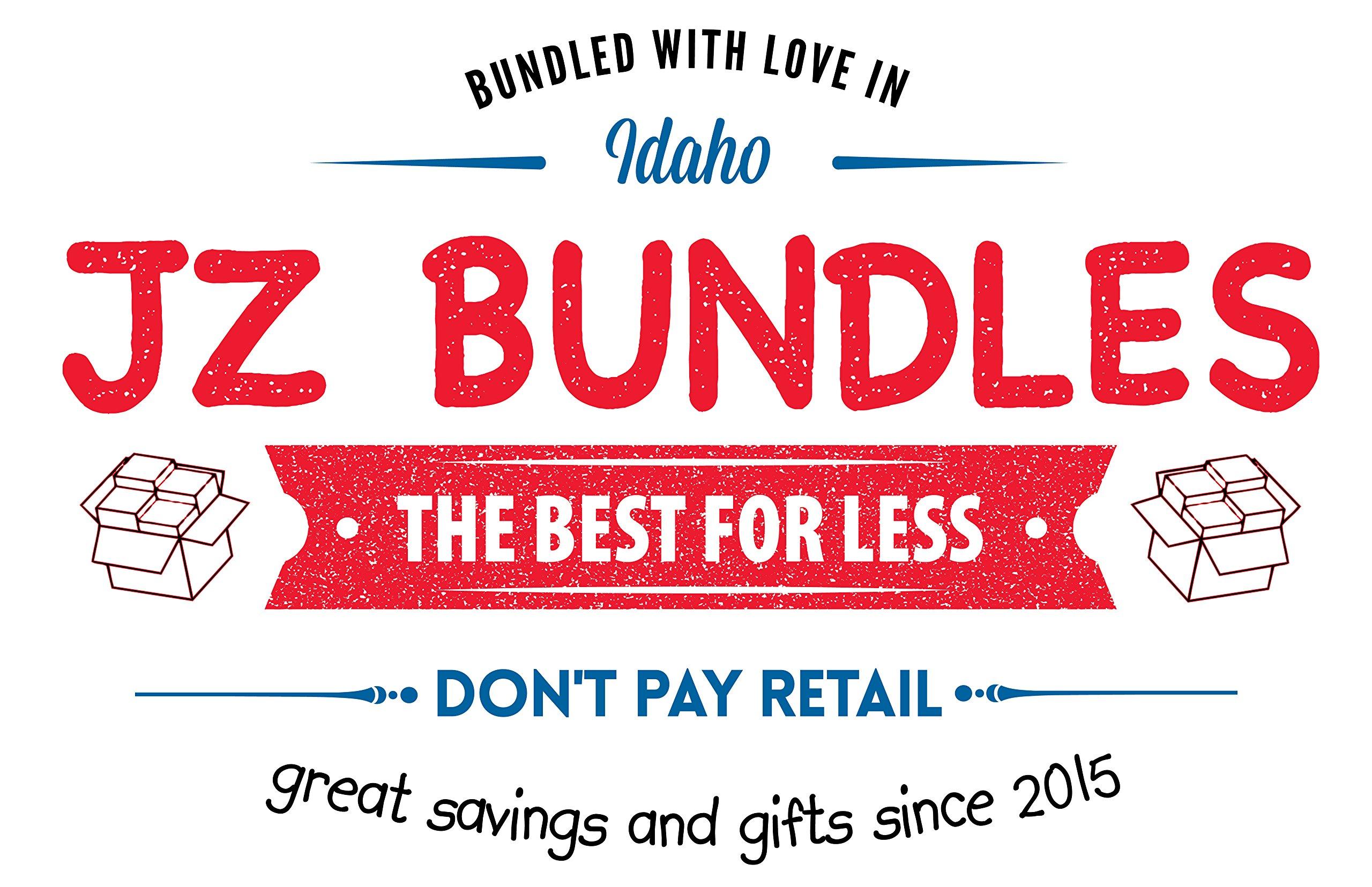 JZ Bundles Starter Set - Irish - Kurt Adler - 19-Piece Bundle - A Bundle of Christmas Ornaments Great Gift by JZ Bundles (Image #3)
