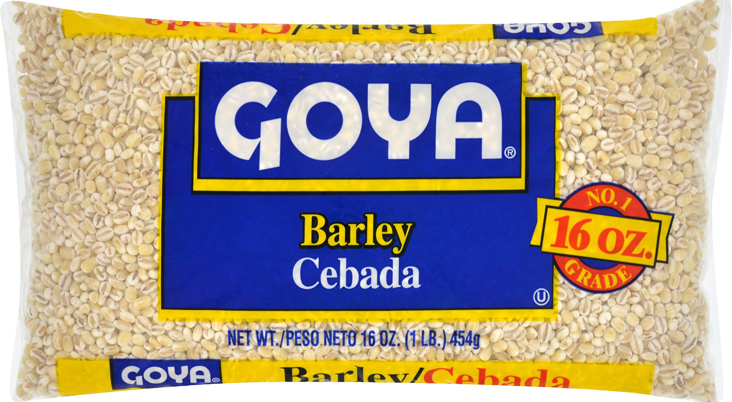Goya Foods Barley, 16-Ounce (Pack of 24)