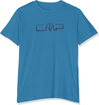 CMP Short Sleeve Piquet T-Shirt with Logo Camiseta Niños