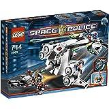 LEGO - 5983 - Jeux de construction - LEGO space police - Le vaisseau secret de la police de l'espace